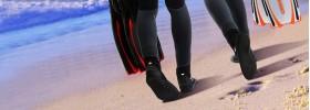 Čevlji, nogavice