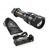 Potapljaška svetilka Scubapro Nova 850R + polnilec
