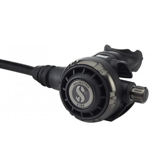 Potapljaški regulator Scubapro G260 Black Tech